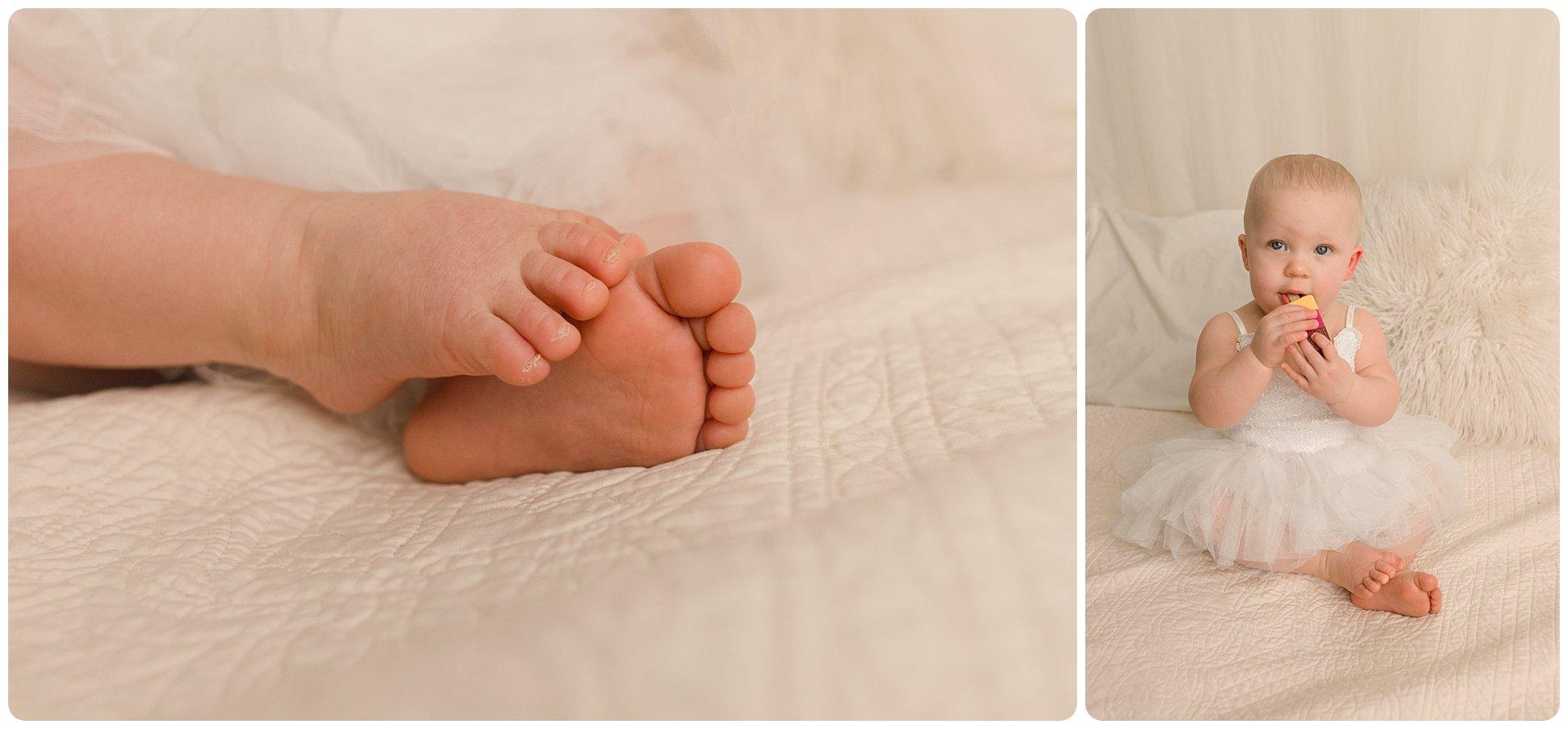 Greenville SC Studio Baby Photographer
