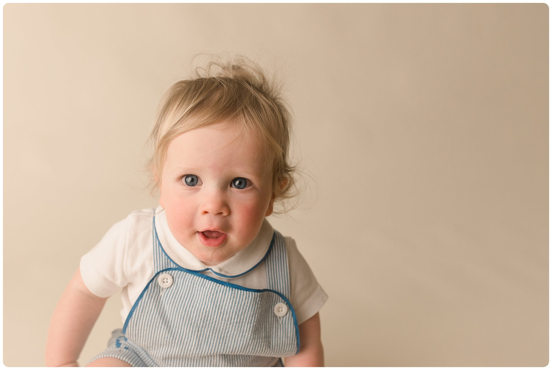 Vintage style Greenville SC Baby Photographer